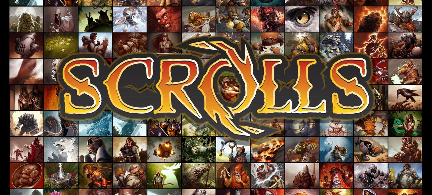 Релиз игры Scrolls от Mojang