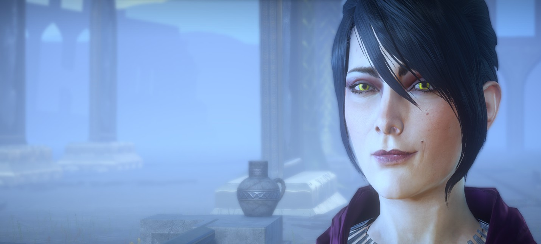 Скрытое мистическое послание в Dragon Age: Inquisition