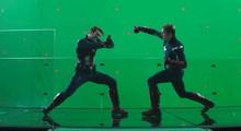 """Marvel показала, как снимали битву двух Капитанов Америка для """"Мстители: Финал"""""""