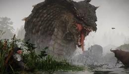 Свежие скриншоты и детали Crimson Desert  — MMORPG нового поколения