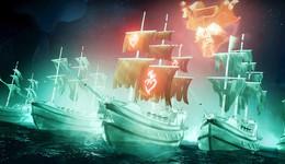 Релиз обновления Ashen Winds для  Sea of Thieves отложен на неопределенный срок