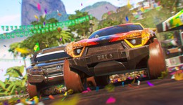 Заезд по Марокко в новом геймплее DIRT 5