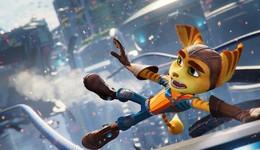 Масса нового геймплея Ratchet & Clank: Rift Apart