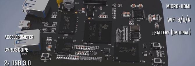 Концепт: Компьютер в мыши