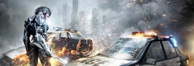 Тизер Metal Gear Rising 2 с Taipei Game Show