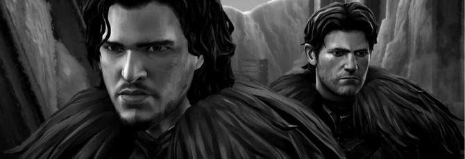 Несколько кадров из второго эпизода Game of Thrones от TellTale
