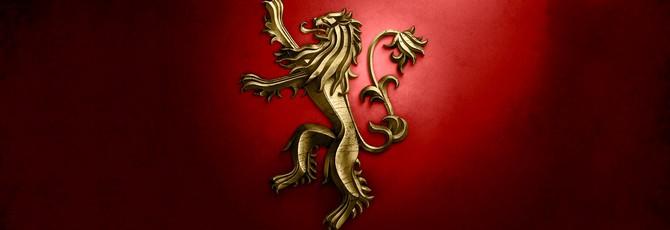 PC, Sony, Microsoft и Nintendo в виде домов Game of Thrones