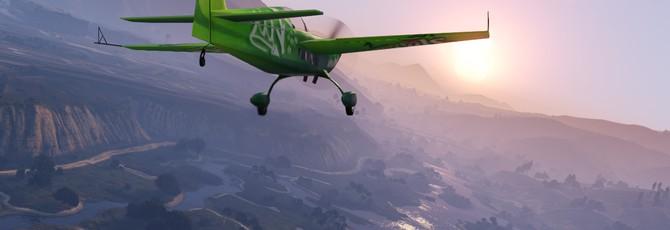 Невероятные трюки в Grand Theft Auto 5