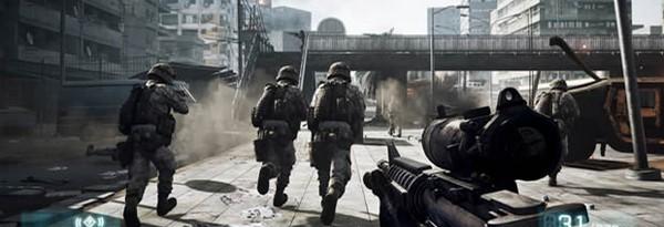 Детали сквадов Battlefield 3