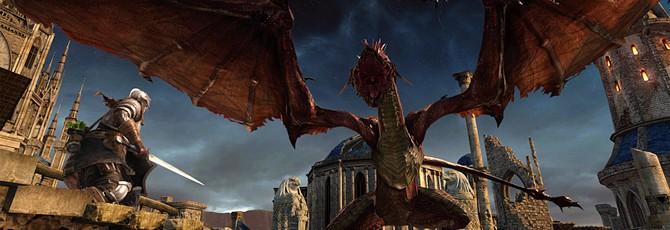 Сравнение графики Dark Souls 2 на PS3 и PS4