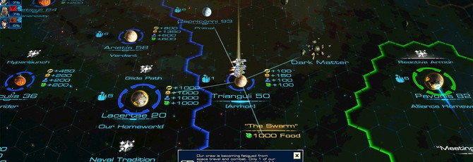 40 минут геймплея Sid Meier's Starships на iPad