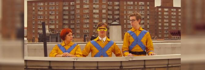 Если бы Вес Андерсон снимал X-Men
