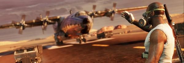 Мультиплеерный геймплей Uncharted 3
