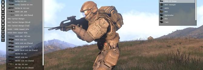Halo превращен в военный симулятор благодаря ArmA 3