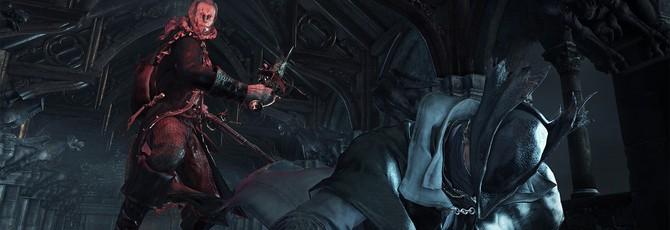 Новые скриншоты Bloodborne