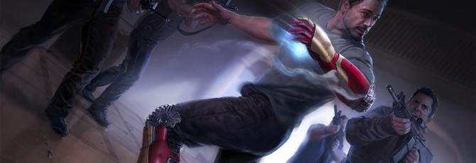 Роберт Дауни Мл. доставил настоящую бионическую руку