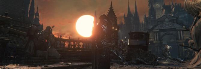 Предрелизные скриншоты Bloodborne