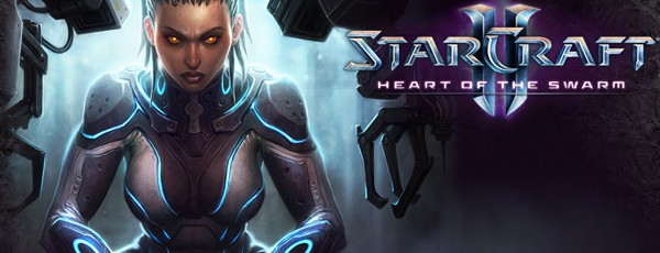 StarCraft II: Heart of the Swarm и Diablo III на gamescom