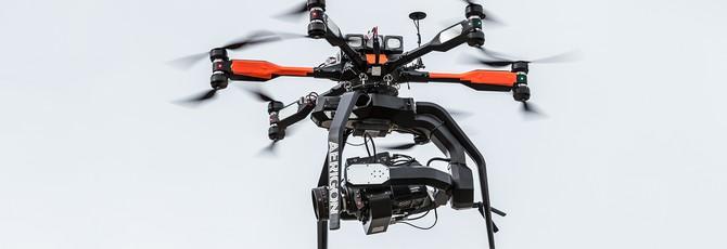 Самое продвинутое видео с летающего дрона: 4k и 1000fps