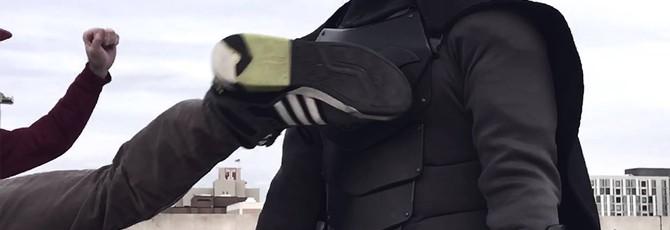 Реальный костюм Бэтмена закончен, и он впечатляет