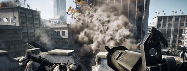 Разрушаемость в Battlefield 3 понерфили