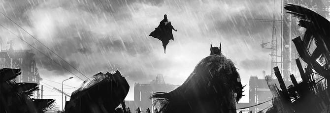 В сеть утек трейлер Batman v Superman и он вызывает печаль