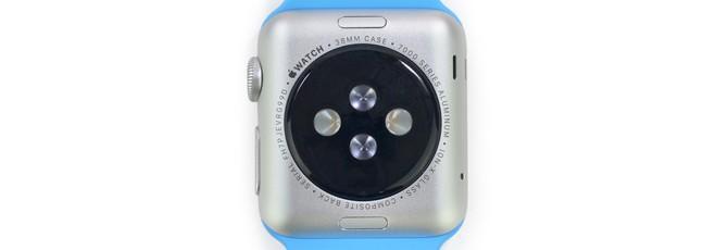 Что внутри Apple Watch