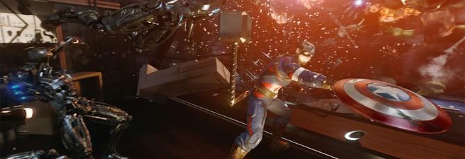 Интерактивное 360° видео Avengers – Битва за Башню