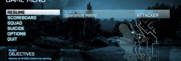 Бета тест Battlefield 3 стартует 11-го Сентября