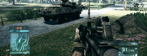 Скриншоты и детали альфа-теста Battlefield 3