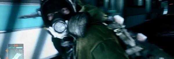 Видео Battlefield 3 – убийство ножом и снайпер