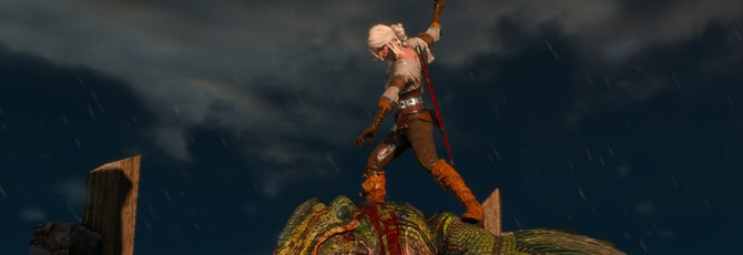 Первые моды The Witcher 3 – графика, вес, быстрая прокачка и торговцы