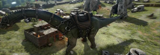 80 минут геймплея в ARK: Survival Evolved