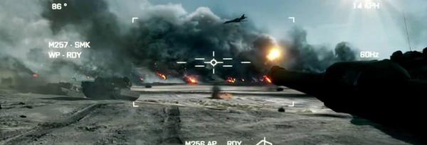 DICE о мультиплеере Battlefield 3 на PC и консолях