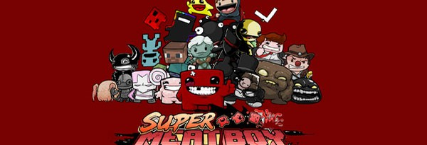 Новая игра от создателя Super Meat Boy