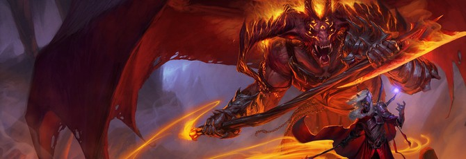 E3-трейлер Sword Coast Legends показывает подземелья и драконов