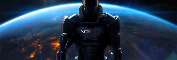 BioWare покажет нового персонажа Mass Effect 3