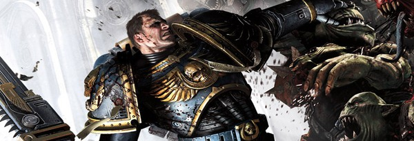Кинематографический трейлер Warhammer 40k: Space Marine