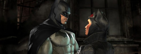 """У Бэтмена и Catwoman будут """"отношения"""" в Arkham City"""