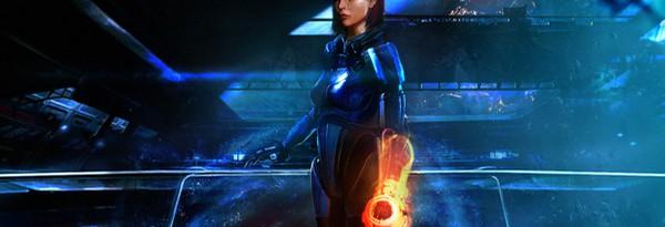 Mass Effect 3: Смерть блондинке Шепард