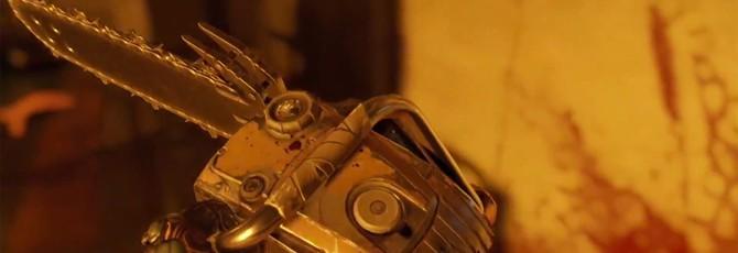 E3 2015: Мультиплеерный трейлер Doom
