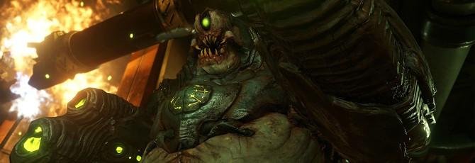 Геймплей Doom в Аду