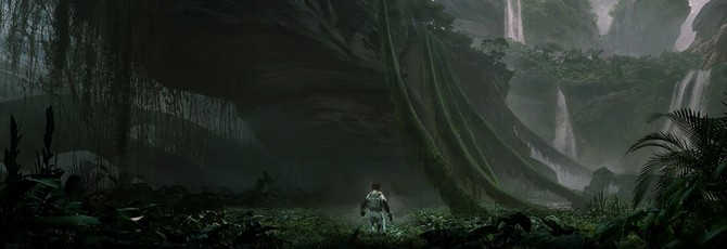 Crytek анонсировала Robinson The Journey