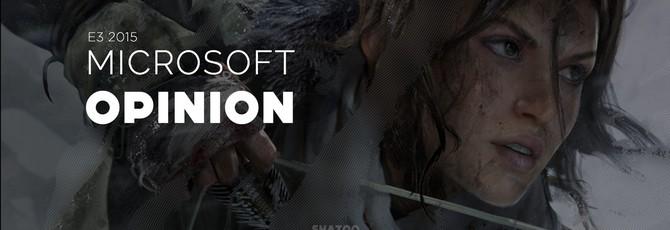 Впечатления от пресс-конференции Microsoft: Мнение Shazoo
