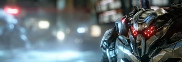 Crytek работает над новым шутером