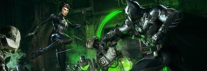 Оценки Batman: Arkham Knight – надо брать