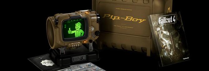 Безумный дефицит на Pip-Boy версии Fallout 4