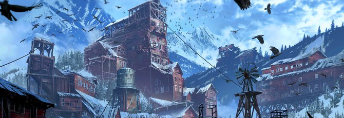 14 минут геймплея Rise of the Tomb Raider – Сибирь