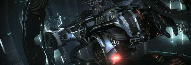 Больше скриншотов Batman: Arkham Knight