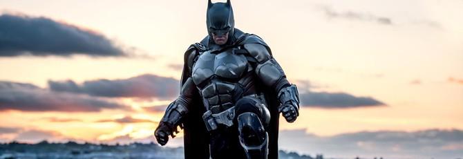 Пожалуй, лучший косплей Бэтмена